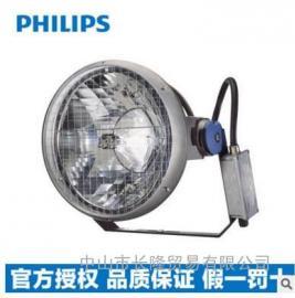 飞利浦投光灯 MVF403足球场专用大功率投光灯2000W