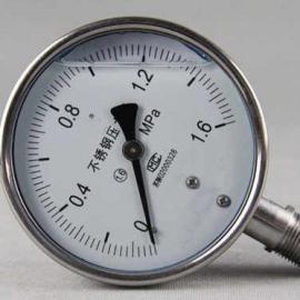 供应150型耐震全不锈钢压力表 厂家直销