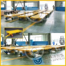 厂家供应15T平板全挂拖车 牵引平板拖车 平板拖车挂车