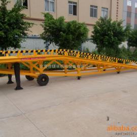 茶山移动式登车桥|茶山叉车卸货平台|10T 卸货平台