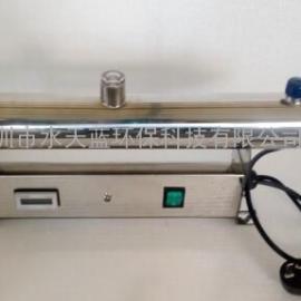 厦门厂家专业生产过流式紫外线杀菌器,管道式紫外线消毒设备