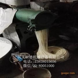 恒德机械、东河区多功能米线机、自熟多功能米线机免费包邮