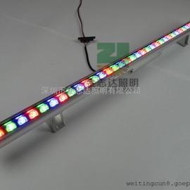 LED亮化工程厂家/专业生产LED洗墙灯厂家