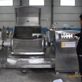 诸城鑫烨机械、枣泥搅拌炒锅、枣泥搅拌炒锅生产厂家