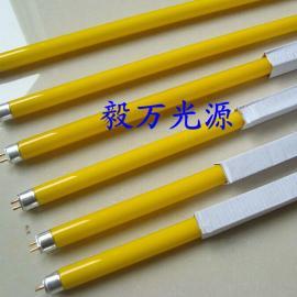 T5 28W防紫外线UV灯管/线路板厂专用黄光灯管
