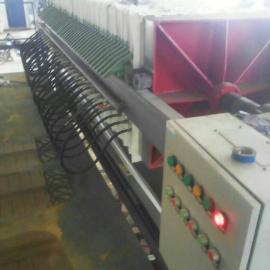 明华牌污水处理隔膜压滤机 厢式压滤机 板框压滤机现货直销