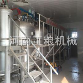 玉米胚芽油设备 玉米油精炼成套设备 玉米油加工设备