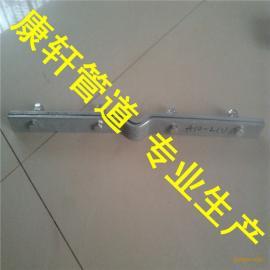 A10四螺栓管夹_四螺栓管夹