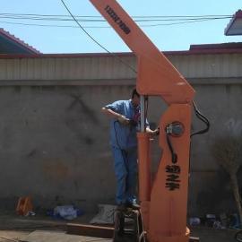 小吊机便携式吊运机小型吊机安装小型吊运机定做随车吊