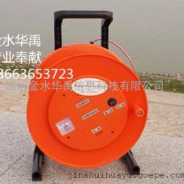 厂家供应华禹新版钢尺水位计电测水位计便携水位计地下水位计
