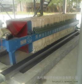 泥浆脱水厢式压滤机 矿山泥浆过滤机 固液分离板框压滤机