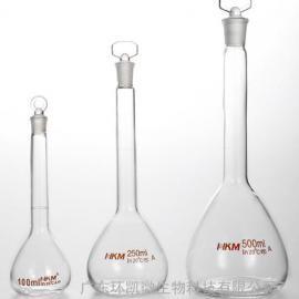 白容量瓶(A级,塑料塞)