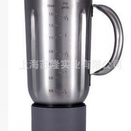 英国凯伍德 AT339不锈钢搅拌杯 厨师机配件 快速接口