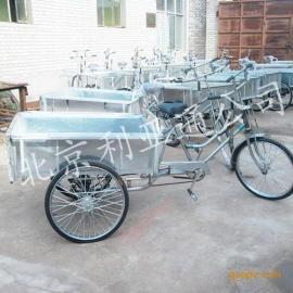 厂家供应民用人力三轮保洁车