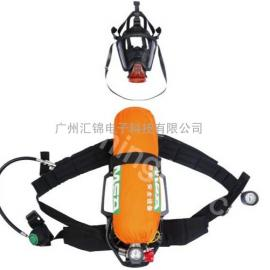 梅思安MSA AX2100自给式空气呼吸器 正压式空气呼吸器BD2100