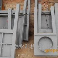 钢闸门主要材料碳钢防腐喷锌