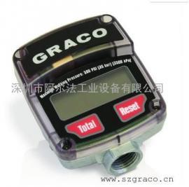 美国GRACO固瑞克IM5低压表在线电子油量计