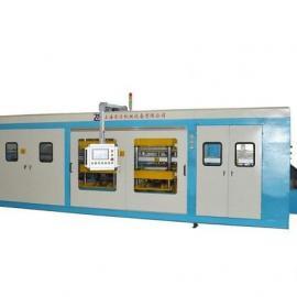 ZS-5567 高效程控正负压热成型机