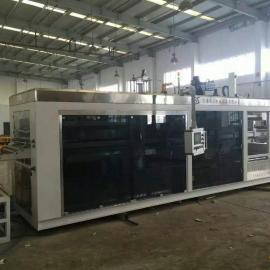 PLC控制负压多工位全自动吸塑机