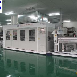 ZS-1220 PLC控制高速吸塑成型机