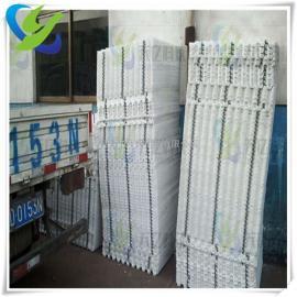 防城港斜管填料厂家 斜板填料批发价格