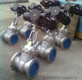 Z943H-16P DN200不锈钢电动闸阀