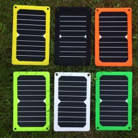 6瓦高效太�能�池板充�板