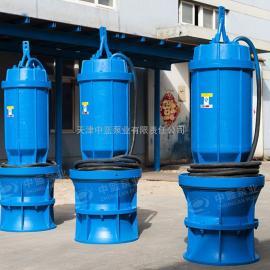 潜水轴流泵让世界爱上中蓝制造