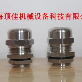不锈钢电缆固定头,金属电缆防水接头