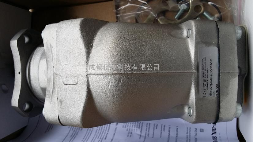 SCP-047R-N-DL4-L35-SOS-000胜凡高压泵压力40MPA大量现货