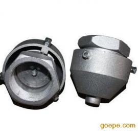 内螺纹铝合金丝口呼吸阀 油罐加油车车呼吸阀通气帽 通气阀