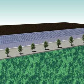 太阳能智能温室大棚设计及建设