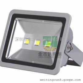 七彩led投光灯/led投光灯价格/100W投光灯