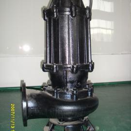 天津高温80专用带搅匀试污水污物潜水泵50WQR15-20