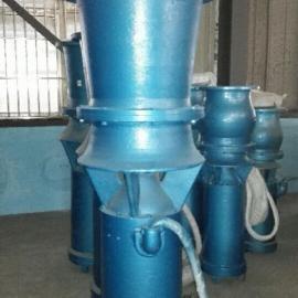 天津大流量轴流泵-潜水轴流泵-卧式潜水轴流泵