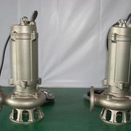 带切割装置潜水排污泵-天津热水潜水排污泵