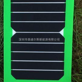 6瓦纯绿高效太阳能电池板充电板