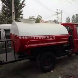 农用三轮消防车