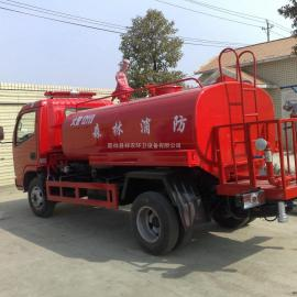 东风水罐消防车