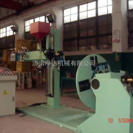 焊达焊接操作机 变位机 滚轮架自动焊接操作臂