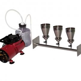 不锈钢三联细菌抽滤器/抽滤装置/抽滤系统