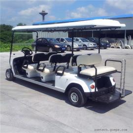 苏州四轮八座电动高尔夫球车 小区物业代步车 校园观光车