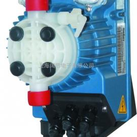 AKS/APG603游泳池消毒剂阻垢剂专用泵8L/H