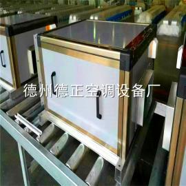 厂家大量现货库存低价直销全国吊顶式新风处理机组 组合式空调器