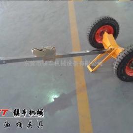 惠州油桶搬运车|油桶升高倒料车