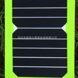 6瓦青色高效太�能�池板充�板