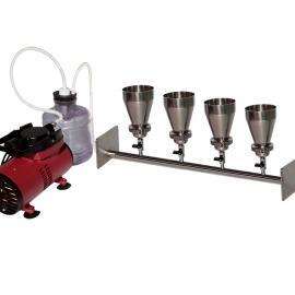 四联悬浮物抽滤器/抽滤装置/抽滤系统