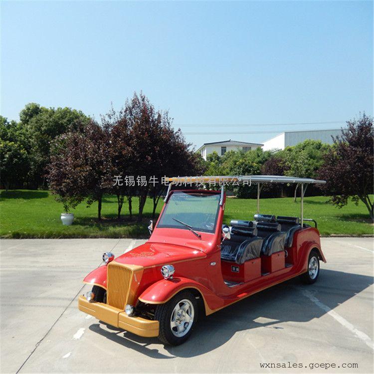 欧式仿古电动汽车