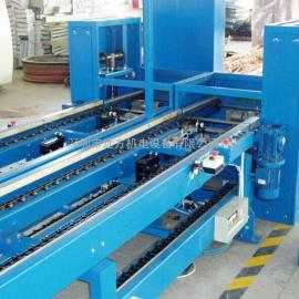 重型钢制倍速链输送组装线厂家