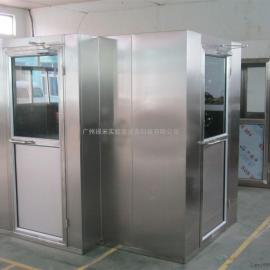 广州禄米-转角风淋室-生产厂家